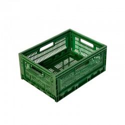 Caixa de fruta rebatível