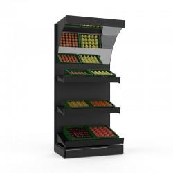 Estante de Loja para Fruta e Legumes