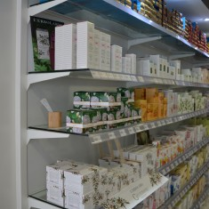 Perfumaria e cosmética